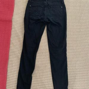 James Jeans Jeans - Size 27 James Jeans Twiggy black jeans